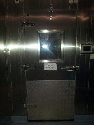 不鏽鋼冷庫門